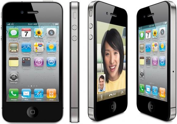 Reset iPhone 4